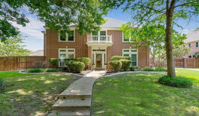 6821 Glen Meadow Drive, Fort Worth, TX 76132 (MLS #14604486) :: The Chad Smith Team