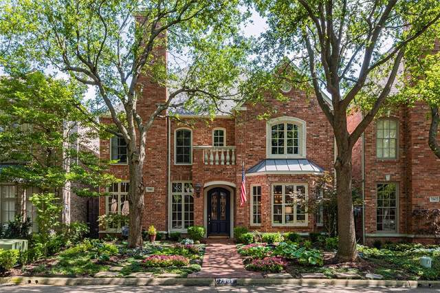7985 Caruth Court, Dallas, TX 75225 (MLS #14604490) :: All Cities USA Realty