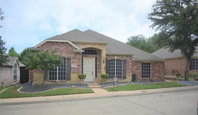 672 Channel Ridge Drive, Rockwall, TX 75087 (MLS #14604500) :: 1st Choice Realty