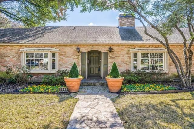 4632 Nashwood Lane, Dallas, TX 75244 (MLS #14604502) :: Wood Real Estate Group