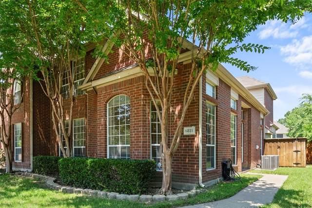 6811 Winston Drive, Frisco, TX 75035 (MLS #14604506) :: Robbins Real Estate Group