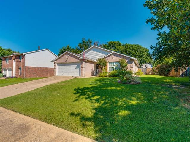 113 Yosemite Drive, Mansfield, TX 76063 (MLS #14604512) :: Front Real Estate Co.