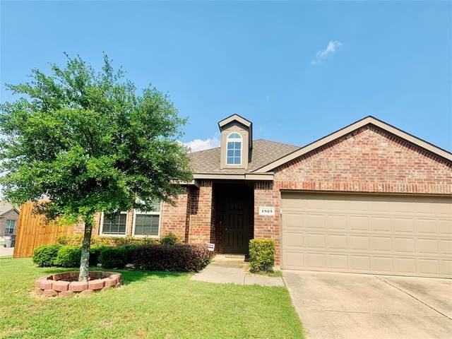 1823 Fairweather Drive, Princeton, TX 75407 (MLS #14604513) :: Real Estate By Design