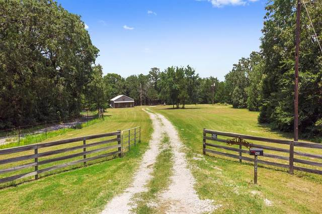 145 Fcr 948, Teague, TX 75860 (MLS #14604514) :: Robbins Real Estate Group