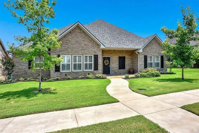 3813 Melrose Trail, Sherman, TX 75090 (MLS #14604520) :: The Rhodes Team