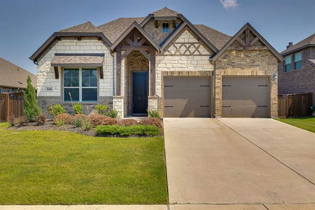 2608 Chadwick Lane, Mansfield, TX 76084 (MLS #14604525) :: Front Real Estate Co.