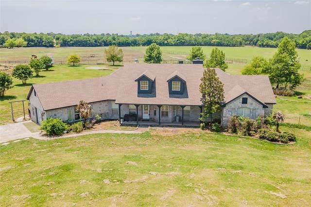 9390 Lakeridge Drive, Princeton, TX 75407 (MLS #14604532) :: Real Estate By Design