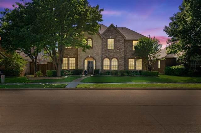 1333 Comanche Drive, Allen, TX 75013 (MLS #14604546) :: Robbins Real Estate Group
