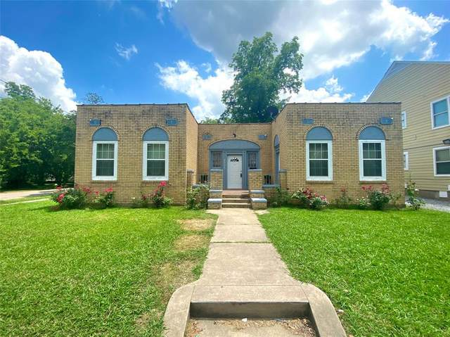 2903 Henry Street, Greenville, TX 75401 (MLS #14604553) :: The Chad Smith Team