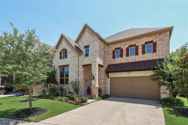 8821 Laurel Lane, Keller, TX 76248 (MLS #14604559) :: 1st Choice Realty