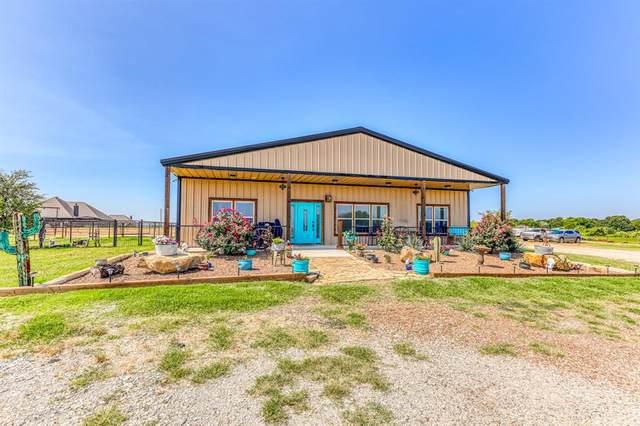 640 Dobbs Trail, Springtown, TX 76082 (MLS #14604566) :: Trinity Premier Properties