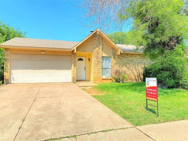 2713 Escalante Avenue, Fort Worth, TX 76112 (MLS #14604578) :: All Cities USA Realty