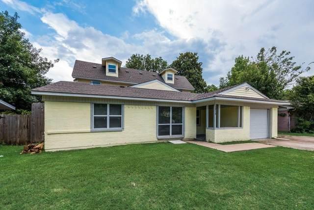 2018 Menefee Street, Arlington, TX 76010 (MLS #14604589) :: Real Estate By Design