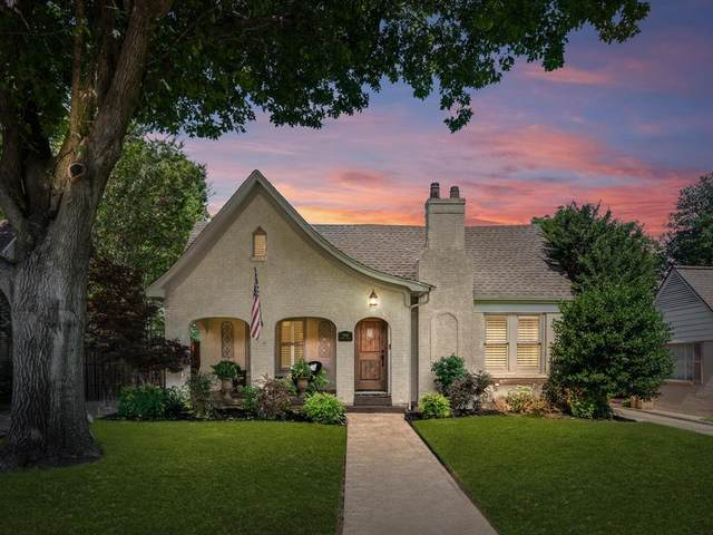 3416 Harwen Terrace, Fort Worth, TX 76109 (MLS #14604595) :: 1st Choice Realty