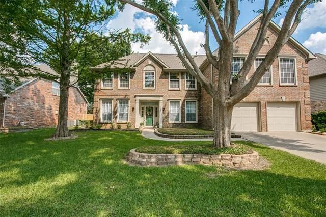 1100 W Winding Creek Drive, Grapevine, TX 76051 (MLS #14604596) :: 1st Choice Realty