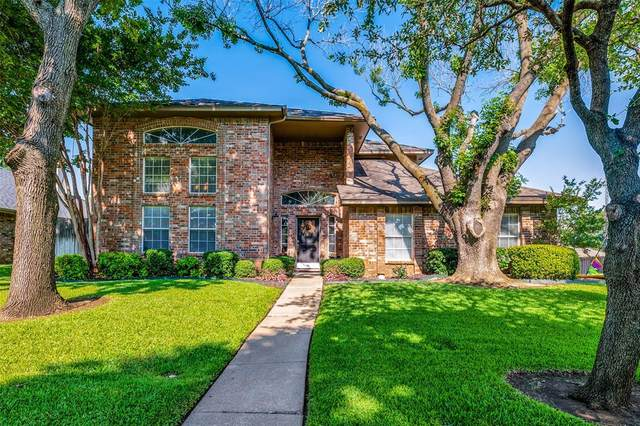 1431 New Haven Drive, Mansfield, TX 76063 (MLS #14604602) :: Front Real Estate Co.