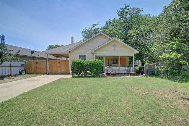 803 Trinity Street, Cleburne, TX 76031 (MLS #14604606) :: Real Estate By Design