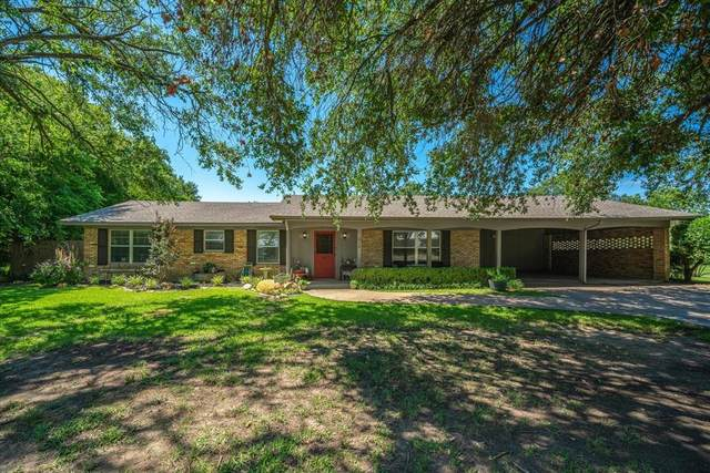 816 E North Street, Wills Point, TX 75169 (MLS #14604615) :: The Property Guys