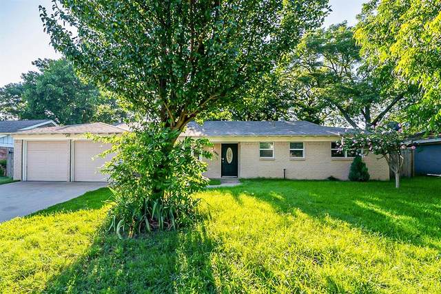 1955 Mims Street, Fort Worth, TX 76112 (MLS #14604616) :: Wood Real Estate Group