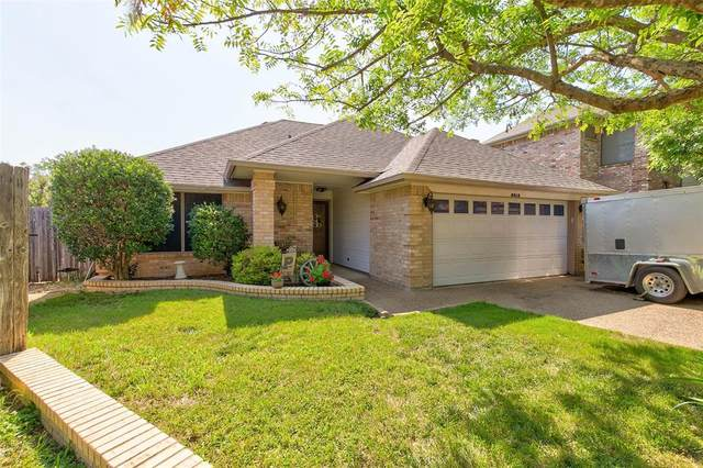 8512 Fairway Drive, Fort Worth, TX 76179 (MLS #14604637) :: RE/MAX Landmark