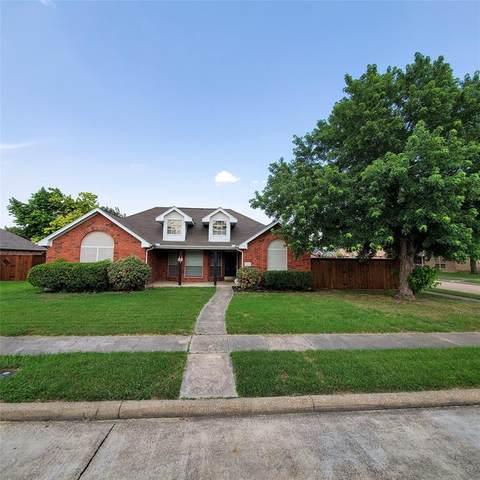 9900 Dixon Court, Frisco, TX 75033 (MLS #14604661) :: Robbins Real Estate Group