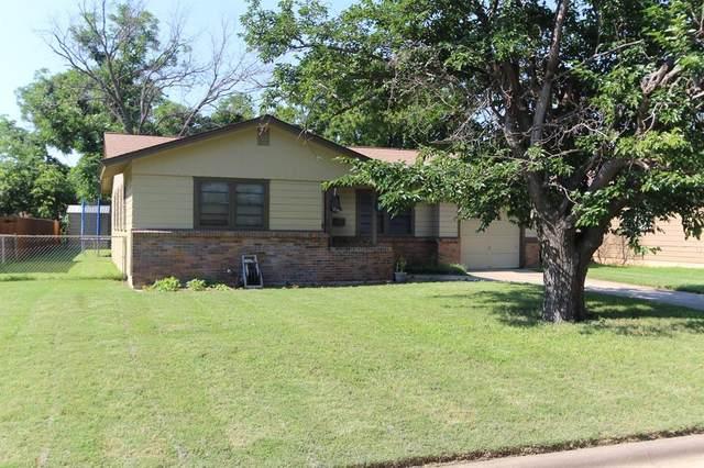 2149 S 34th Street, Abilene, TX 79605 (MLS #14604665) :: Robbins Real Estate Group
