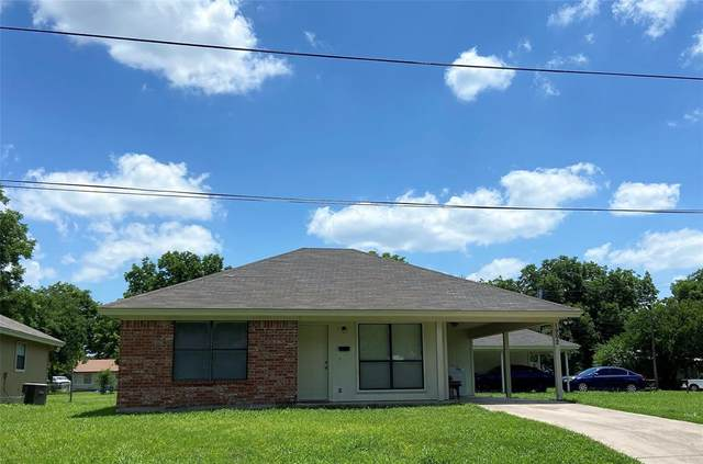 1002 Lawrence Street, Gainesville, TX 76240 (MLS #14604668) :: Real Estate By Design