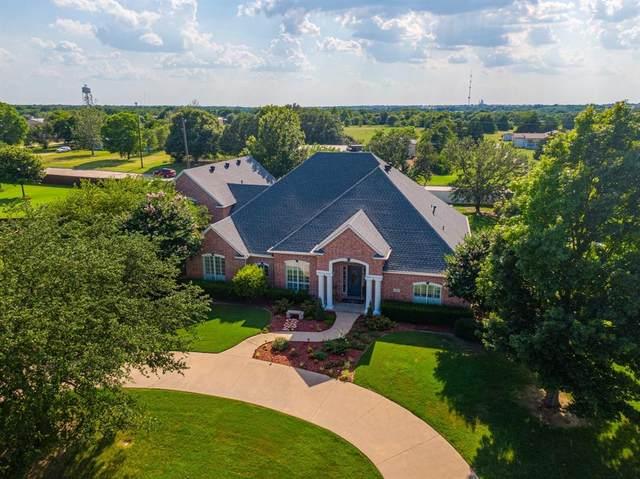 2237 Woodlands Circle, Midlothian, TX 76065 (MLS #14604692) :: The Property Guys