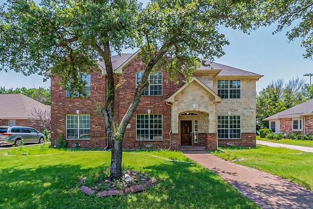 1108 Shell Beach Drive, Little Elm, TX 75068 (MLS #14604693) :: Craig Properties Group