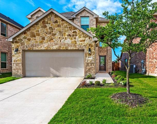 10041 Eagle Pass Place, Mckinney, TX 75071 (MLS #14604700) :: Robbins Real Estate Group