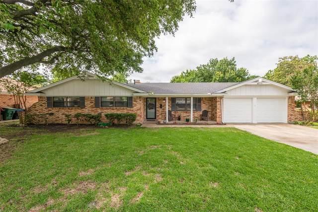 3533 Wharton Drive, Fort Worth, TX 76133 (MLS #14604705) :: The Krissy Mireles Team