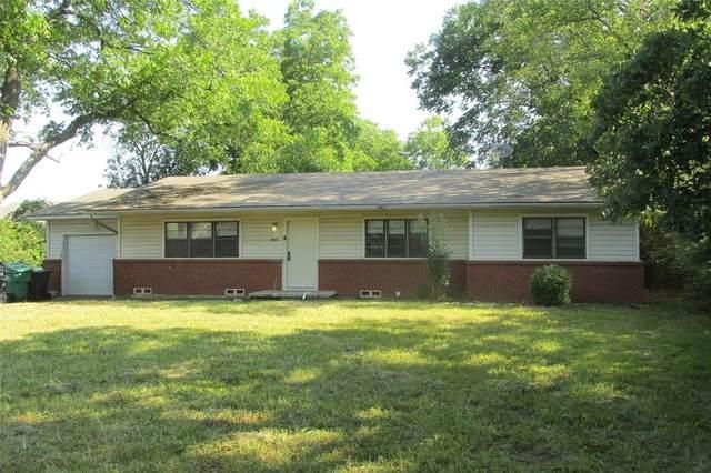 2825 E Mckinney Street, Denton, TX 76209 (MLS #14604717) :: Team Hodnett