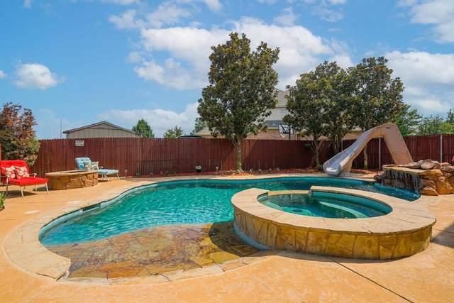 15808 Badger Creek Lane, Fort Worth, TX 76177 (MLS #14604719) :: DFW Select Realty