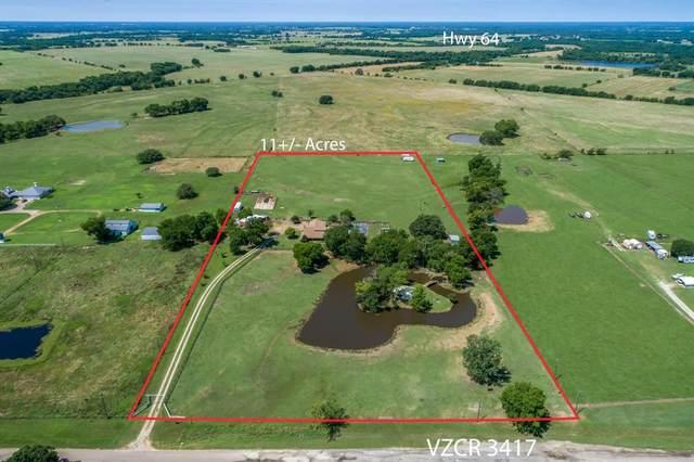 1445 Vz County Road 3417, Wills Point, TX 75169 (MLS #14604725) :: Feller Realty