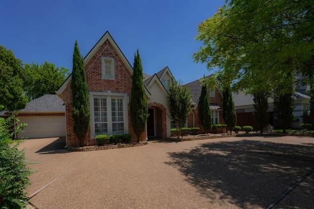 303 Prince Albert Court, Richardson, TX 75081 (MLS #14604730) :: Robbins Real Estate Group