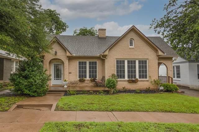3231 Wabash Avenue, Fort Worth, TX 76109 (MLS #14604735) :: RE/MAX Landmark