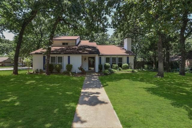 2311 Hummingbird Trail, Grapevine, TX 76051 (MLS #14604745) :: The Hornburg Real Estate Group