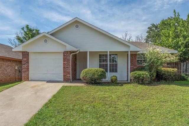 1413 Paco Trail, Denton, TX 76209 (MLS #14604769) :: Trinity Premier Properties