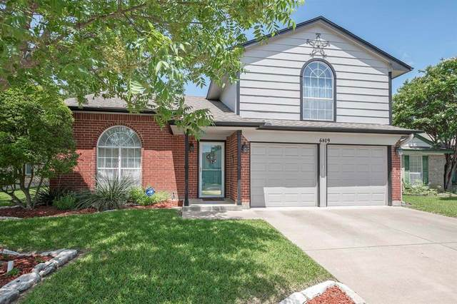 6809 Brookdale Drive, Watauga, TX 76148 (MLS #14604785) :: The Mitchell Group