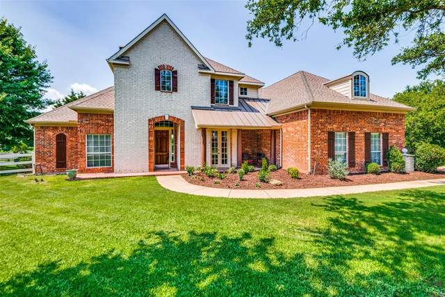 2000 Warwick Crescent Court, Denton, TX 76226 (MLS #14604787) :: 1st Choice Realty