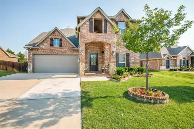 4809 Seashell Lane, Garland, TX 75043 (MLS #14604809) :: 1st Choice Realty