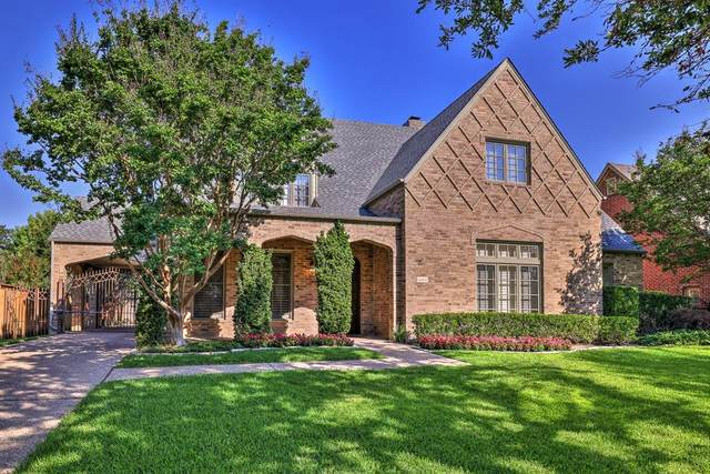 6654 Trinity Heights Boulevard, Fort Worth, TX 76132 (MLS #14604815) :: The Chad Smith Team