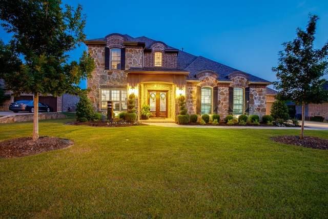 601 Life Spring Drive, Rockwall, TX 75087 (MLS #14604825) :: 1st Choice Realty