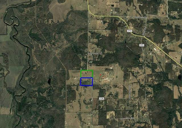 tbd Prairie Grove Road, Valley View, TX 76272 (MLS #14604832) :: All Cities USA Realty
