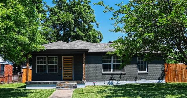2817 Highwood Drive, Dallas, TX 75228 (MLS #14604833) :: RE/MAX Pinnacle Group REALTORS