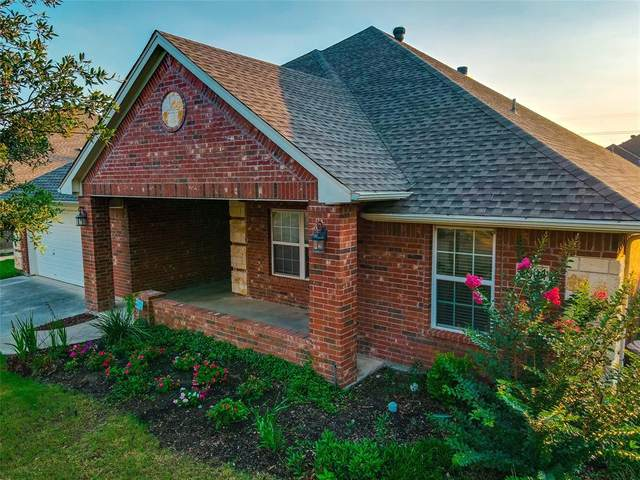 4004 Palomino Drive, Benbrook, TX 76116 (MLS #14604835) :: Front Real Estate Co.