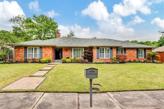 7812 Roundrock Road, Dallas, TX 75248 (MLS #14604841) :: The Good Home Team