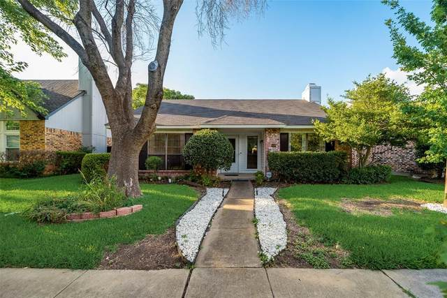 4140 Malone Avenue, The Colony, TX 75056 (MLS #14604847) :: Wood Real Estate Group