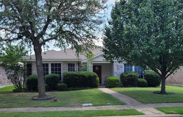 2926 Mayfair Lane, Lancaster, TX 75134 (MLS #14604849) :: Robbins Real Estate Group