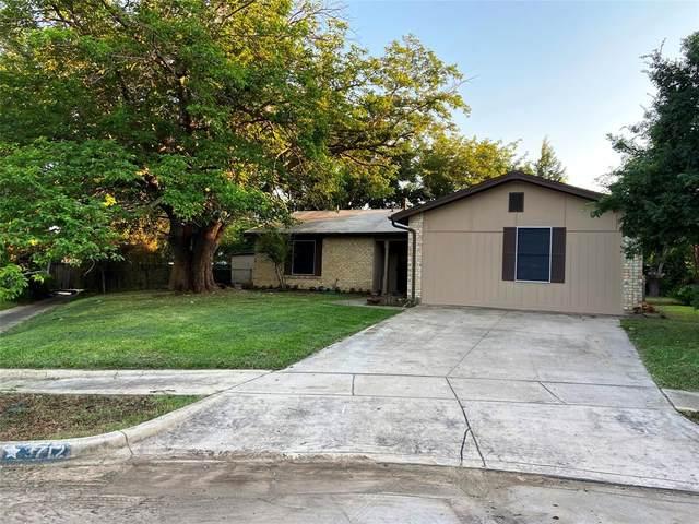 3712 Lindsey Court, Arlington, TX 76015 (MLS #14604863) :: Front Real Estate Co.